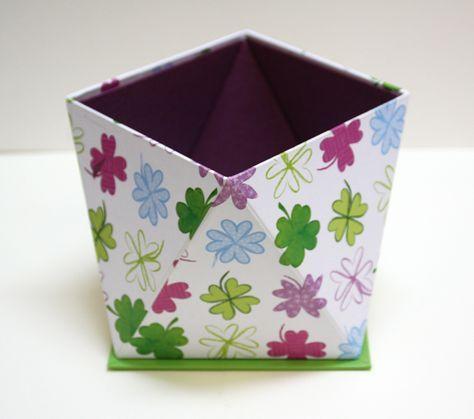 Tutoriel Vide Poche Creations En Carton Cartonnage Femme2decotv Tutoriels Cartonnage Cartonnage Tuto Cartonnage