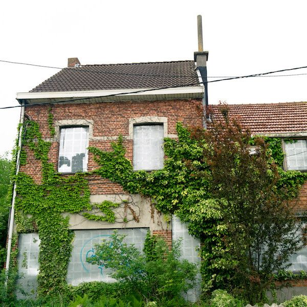 Visiting The 'abandoned' Town Of Doel, Belgium: A