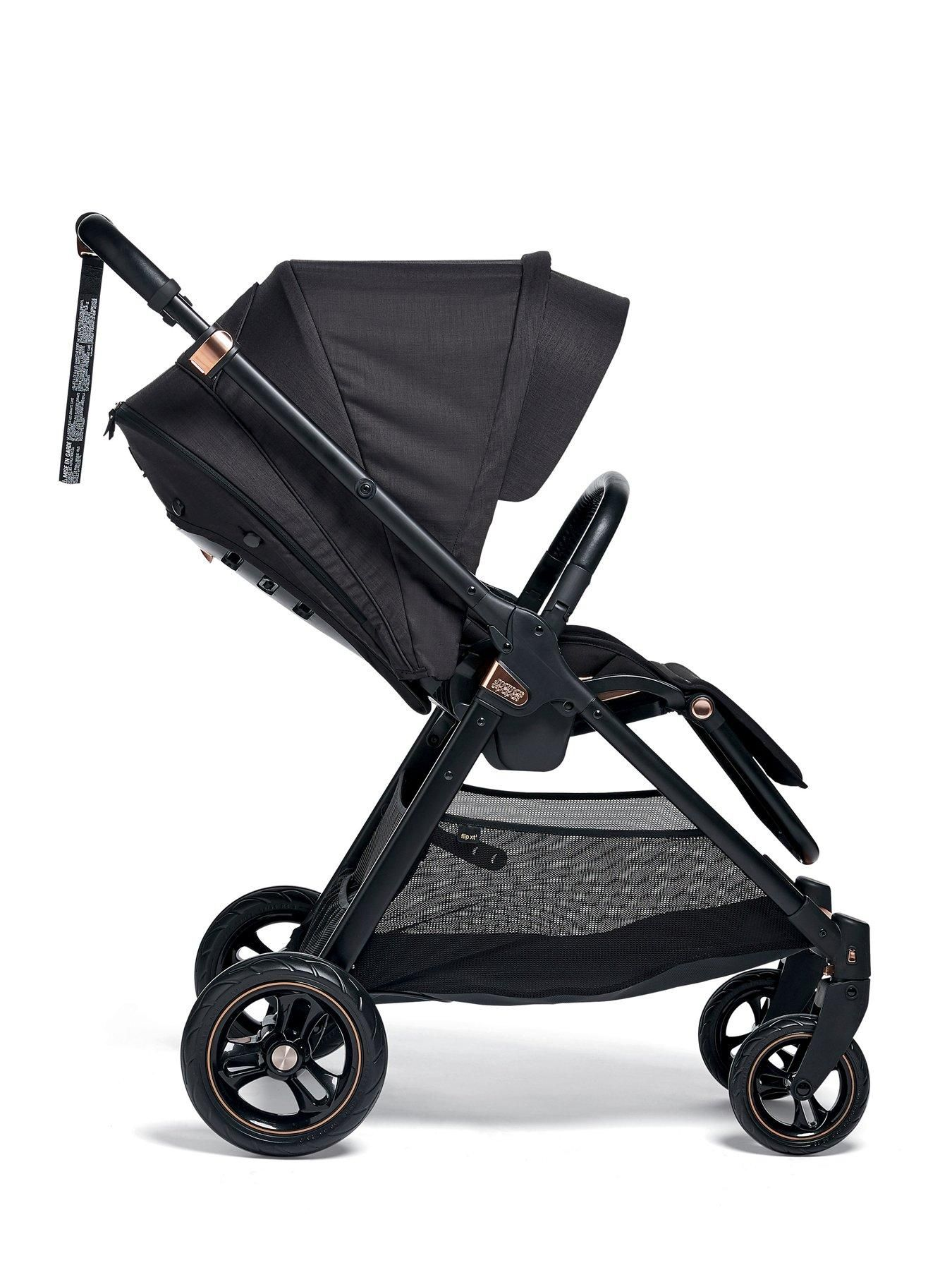 Flip XT3 Pushchair Black/Copper in 2020 Mamas and