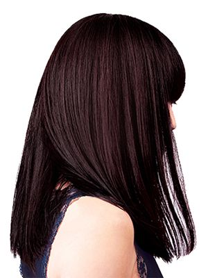 Palermo Black 3nvv Rich Dark Brown With Hints Of Aubergine Haircolor Madisonreed Hair
