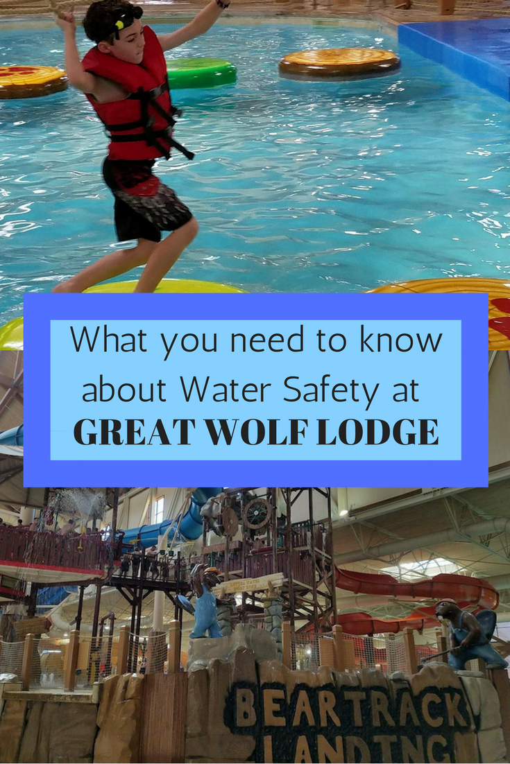 Water Safety Precautions Great wolf lodge, Travel with