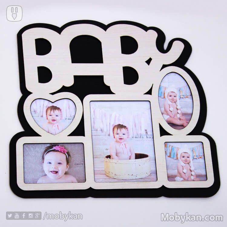 Wooden Photo Frame Baby Wooden Photo Frames Frame Photo Frame