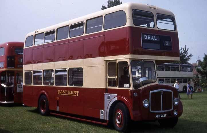 Aec Regent V Park Royal East Kent Bus Co Pinterest Busses