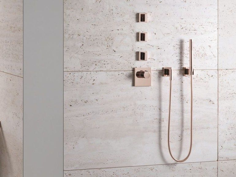 wall mounted handshower with hose with