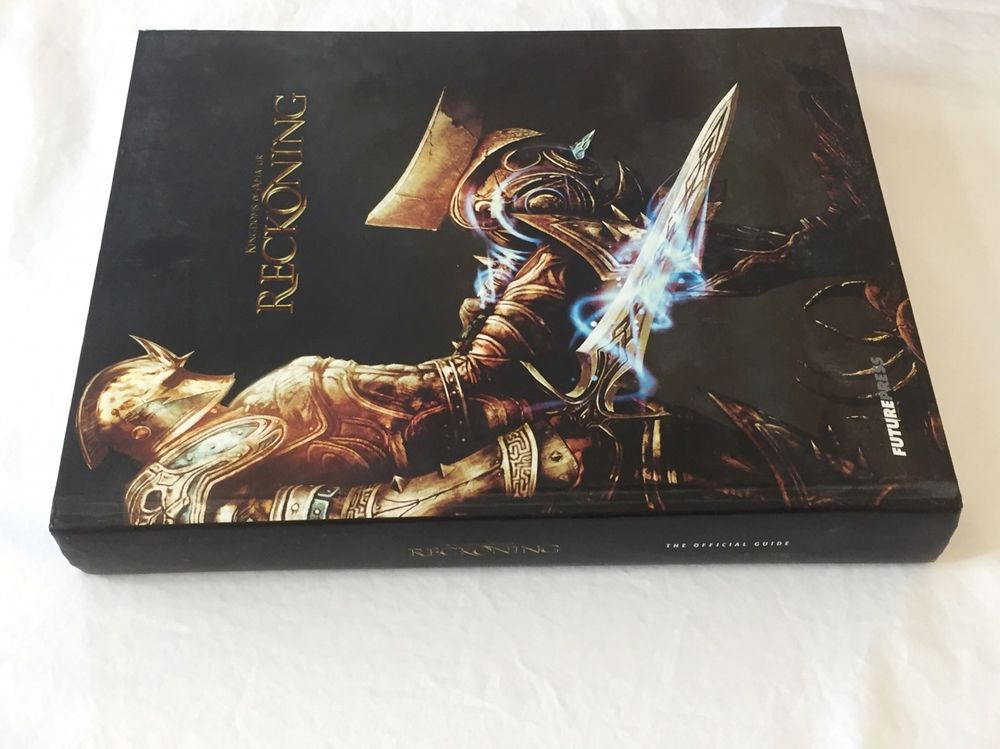 the reckoning hardcover