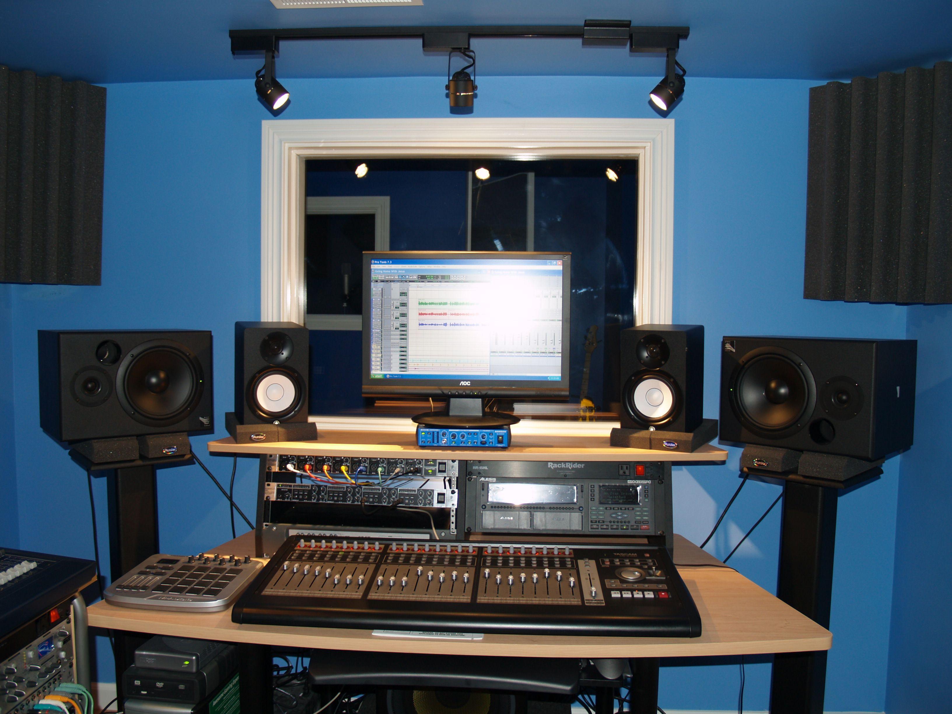 best+home+recording+studio | 20 Home Recording Studio ...