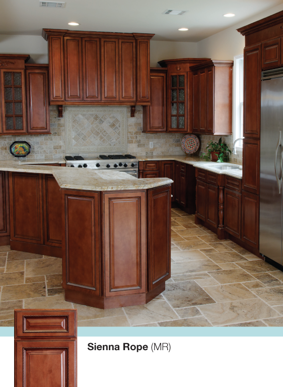 Sienna Rope Kitchen Bathroom Cabinet Gallery Nice Floor To The Ceiling Cabinets Finish Below Island
