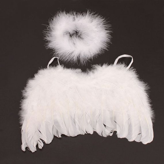 Angel Feather Wings Angel Wings Baby Angel by SunlightFeather, $14.95
