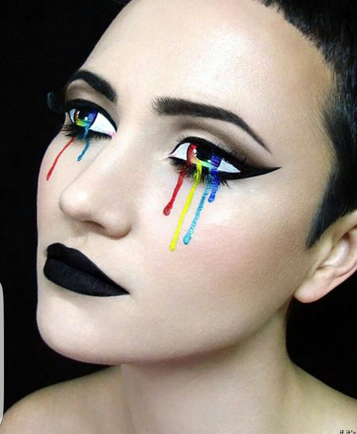 Amazing!!!! Eye Make up by Tal Peleg!!!!