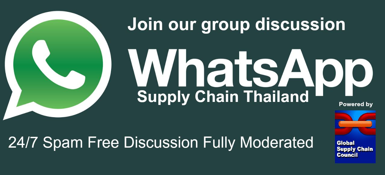 Join our discussion group on WhatsApp focused on supply