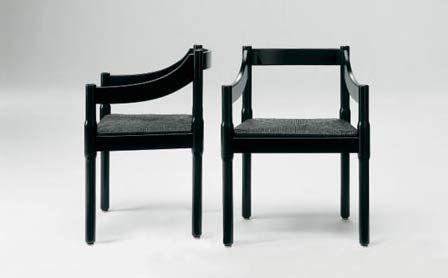 Sedie | Sedute | Carimate | De Padova | Vico Magistretti | Design ...