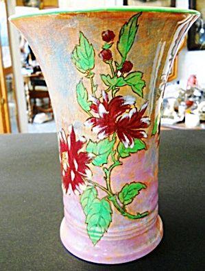 Large Royal Doulton Chrysanthemum Vase