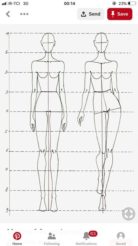 Photo of 25 Trendy Fashion Sketches Body Models Drawing Reference