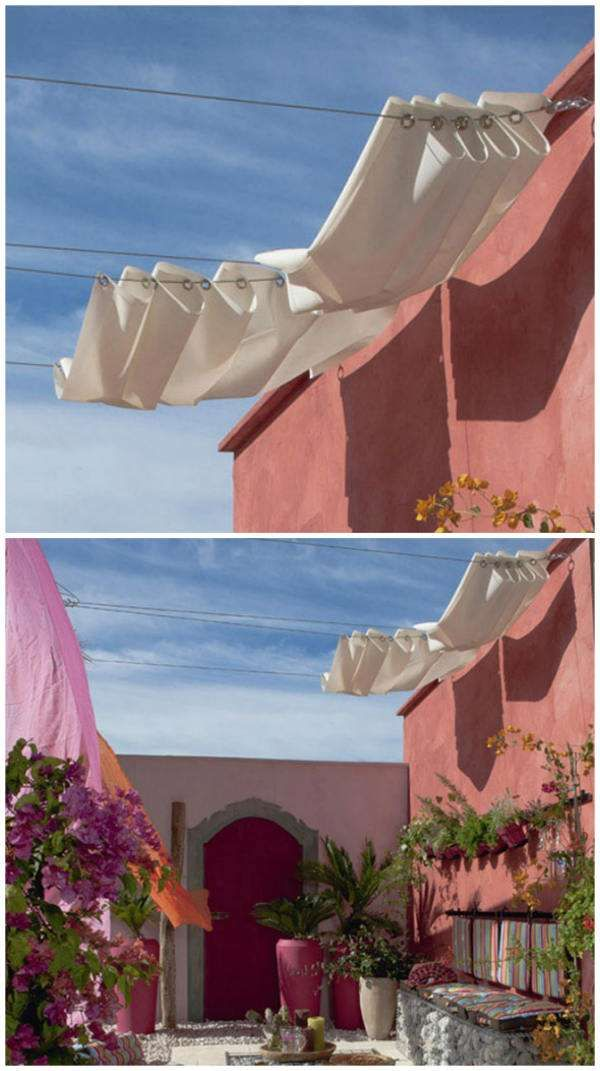 23 merveilleuses idées DIY pour décorer votre jardin   Eté ...