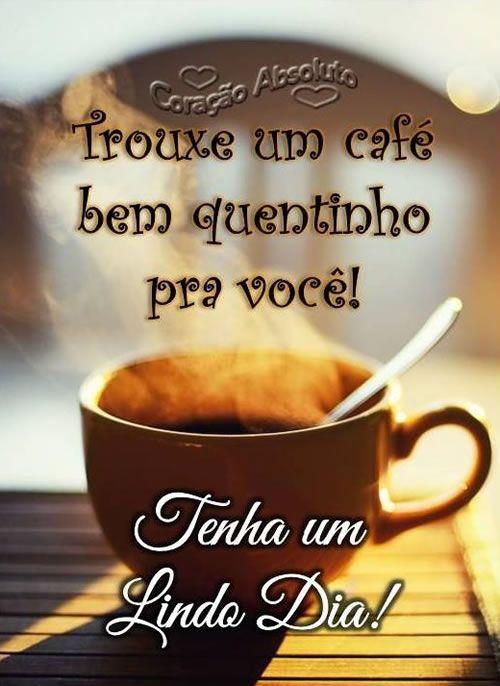 Café Imagem 4 Boa Noite E Bom Dia Good Morning Coffee Frases