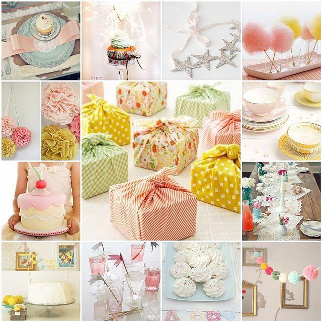 Livs spring birthday inspiration Birthdays
