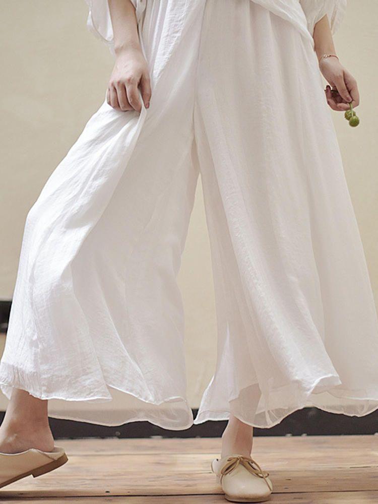 Jotebriyo Womens Off Shoulder Casual Floral Long Pants Wide Leg Rompers Jumpsuit
