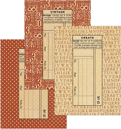 Graphic+45+-+Staples+Collection+-+Policy+Envelopes+-+Regular+-+Red+at+Scrapbook.com