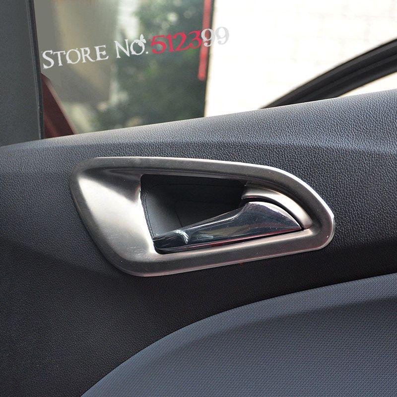 For Chevrolet Cruze / Holden Cruze 2017 Interior 4pcs ABS