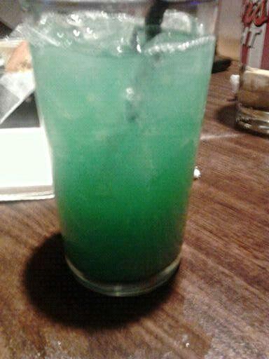 Liquid Marijuana from the Tally Ho Pub. Delicious!