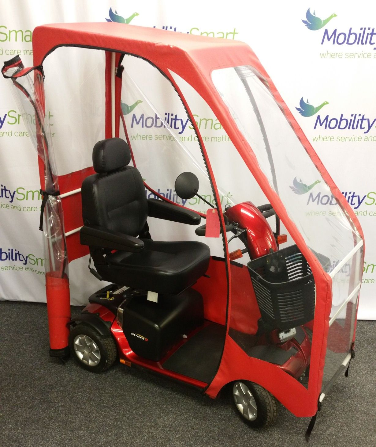 Pride Colt Sport Mobility Scooter + Canopy **Refurbished** & Pride Colt Sport Mobility Scooter + Canopy **Refurbished ...