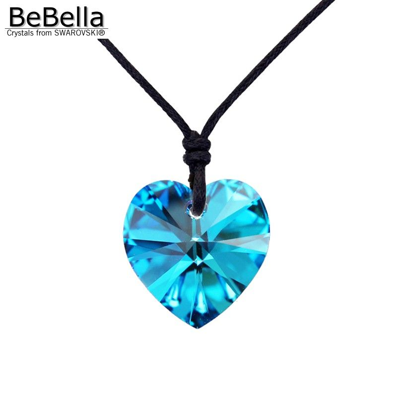 Swarovski heart pendant rope necklace for christmas gift price swarovski heart pendant rope necklace for christmas gift price 1399 free shipping aloadofball Images