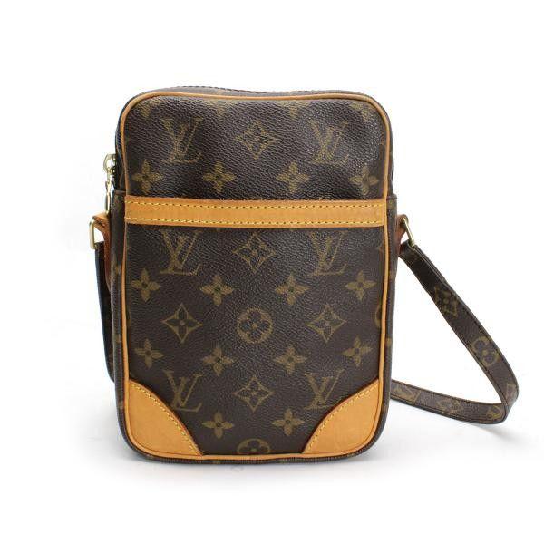 Louis Vuitton Danube  Monogram Shoulder bags Brown Canvas M45266