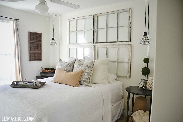 Middle Guest Bedroom Makeover - Almost Done Middle, Bedrooms and