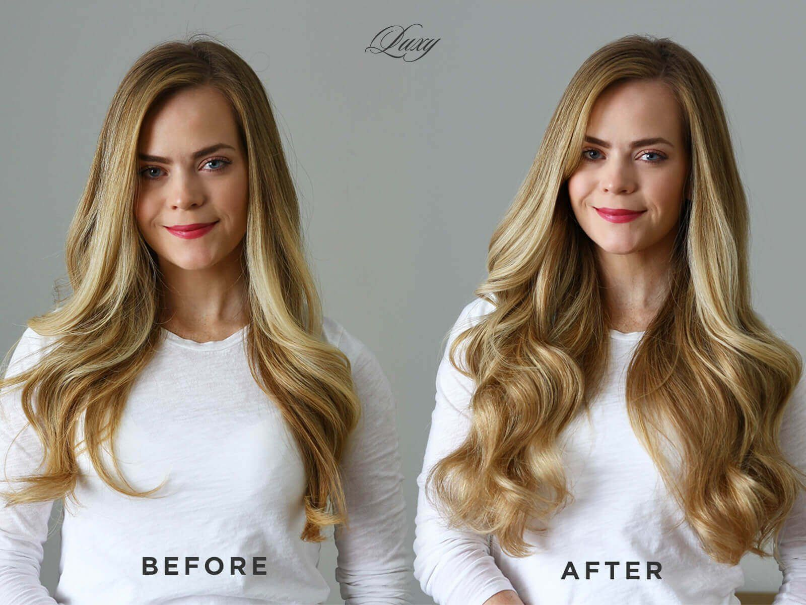 Image Result For Hair Extension Before And After Photos Hairstyles