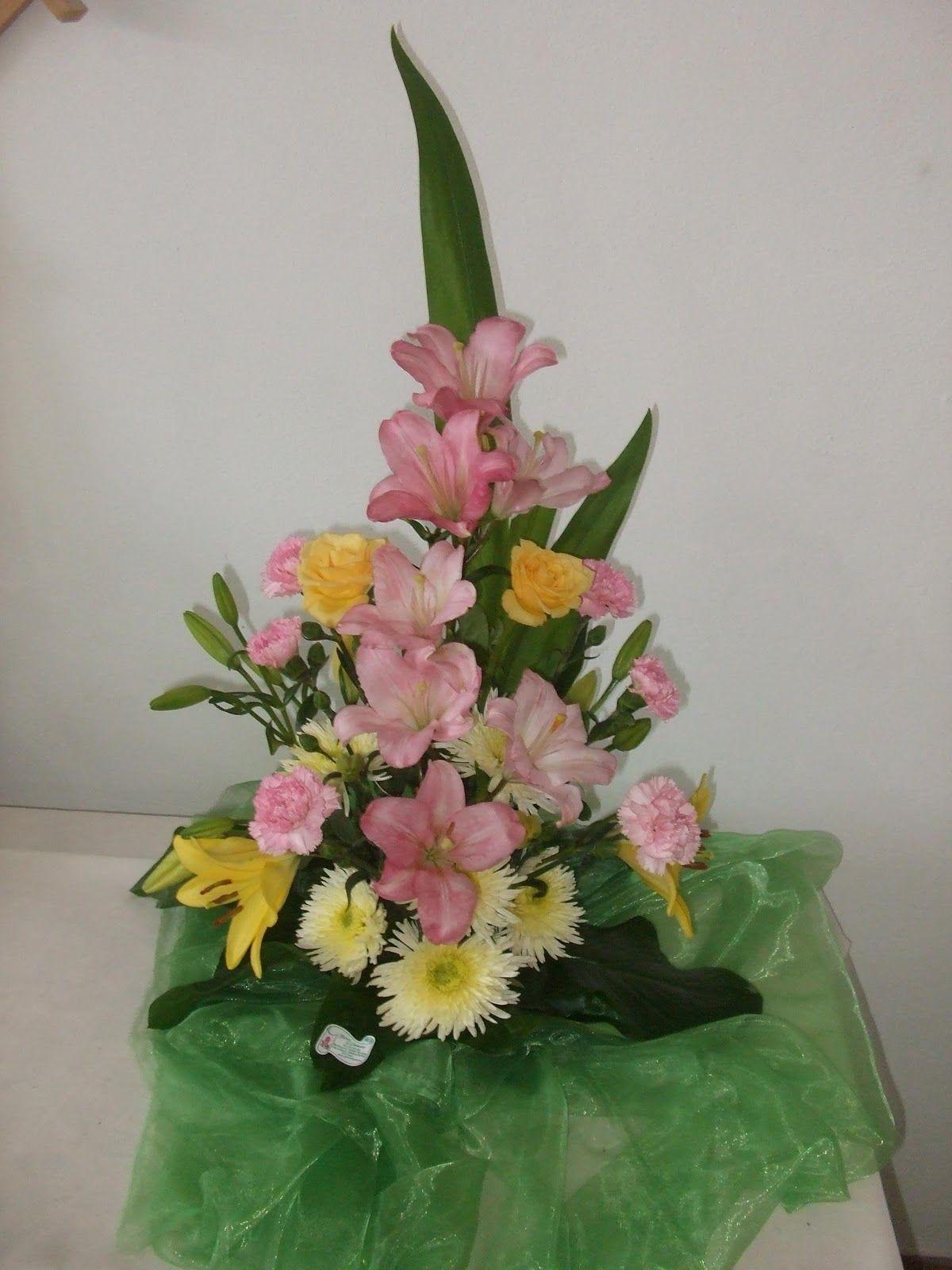 Arranjos Finados Com Imagens Arranjos De Flores Arranjos Flores