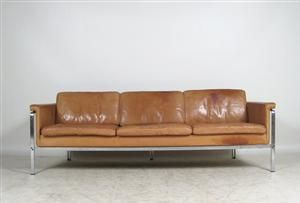 Lauritz.com   Furniture   Horst Brüning, Dreisitzer Sofa Modell 6913 Für  Kill International · ModellKleine RäumeModernes ...