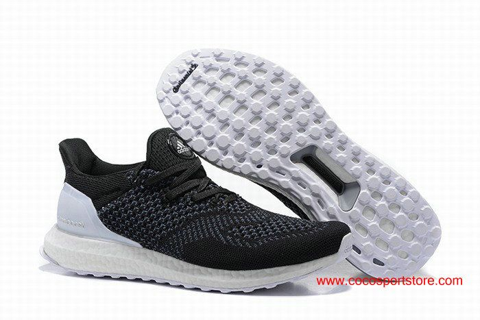 Hypebeast x Adidas Ultra Boost Uncaged Lover Shoes Black