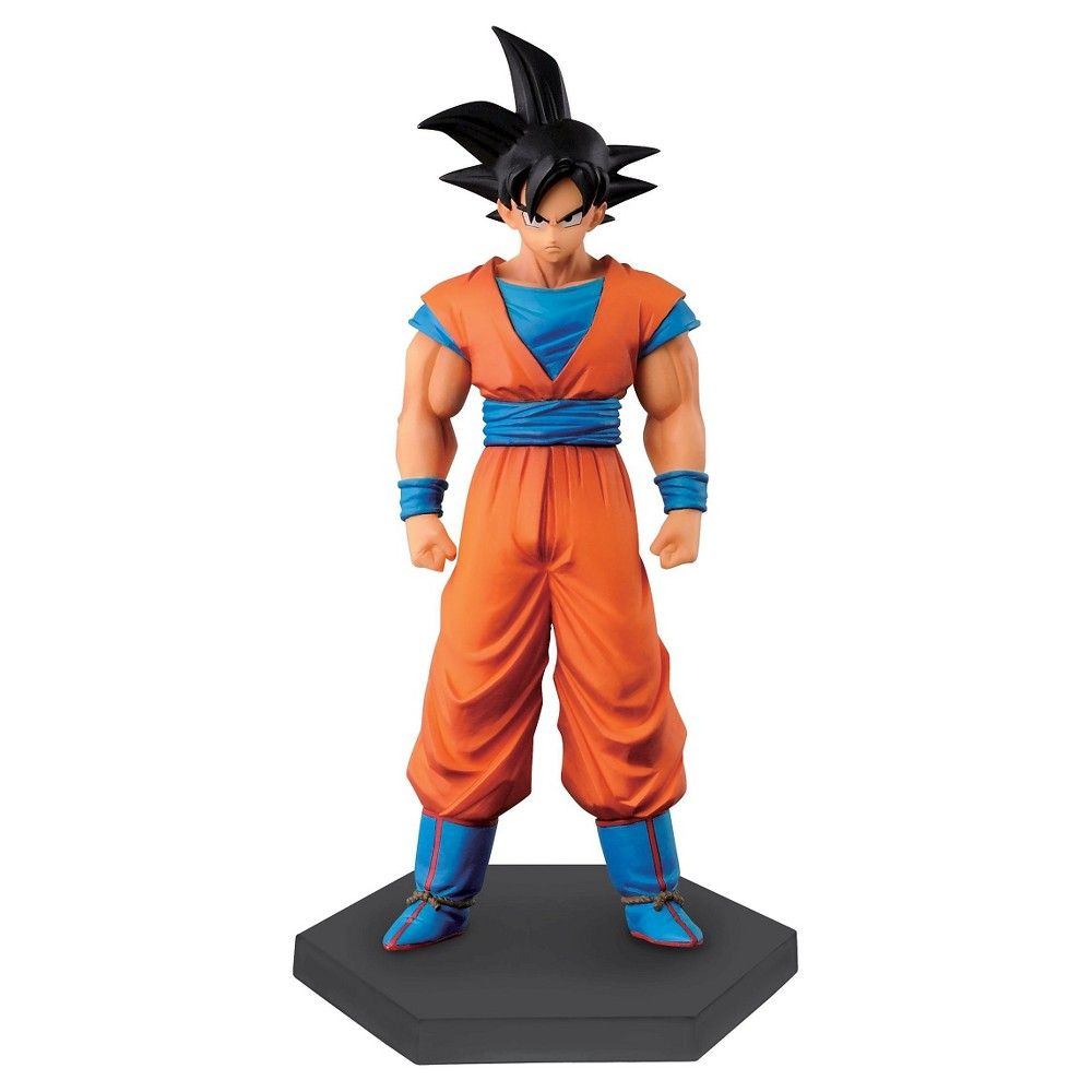 Banpresto Dragon Ball Z: Goku Figure - Visit now for 3D Dragon Ball Z compression shirts now on sale! #dragonball #dbz #dragonballsuper