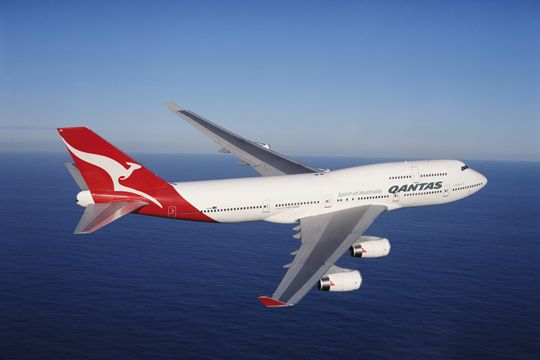 Created By Hulsbosch In 2007 For Qantas This Reimagination Of The
