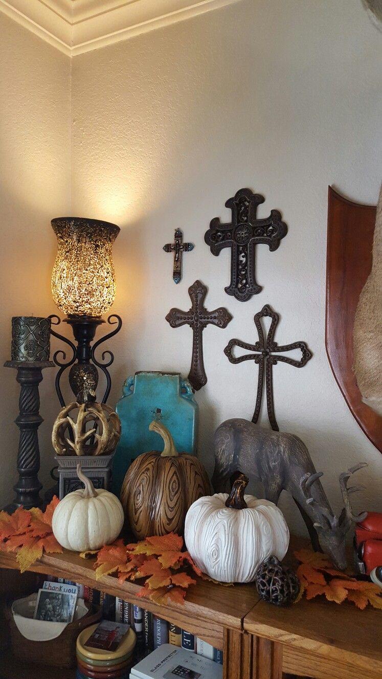 Pin by Martha Graham on Our Fall Home | Autumn home, Decor ... on Sconces Wall Decor Hobby Lobby id=39449