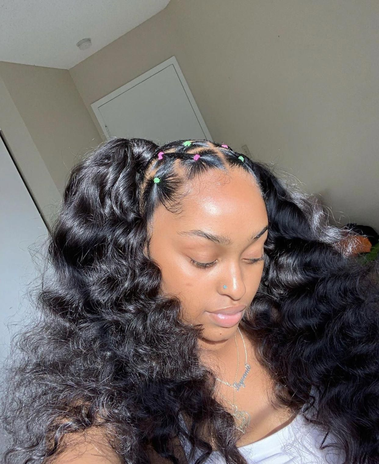 Natural Hairstyles For Medium Length Hair Naturalhairstyles With