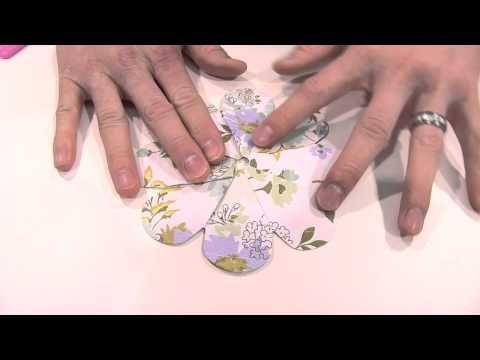 ▶ Ep. 917 - WRMK Flower Punch Board - YouTube
