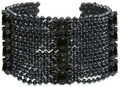 Konplott Noir Bracelet, $138.95