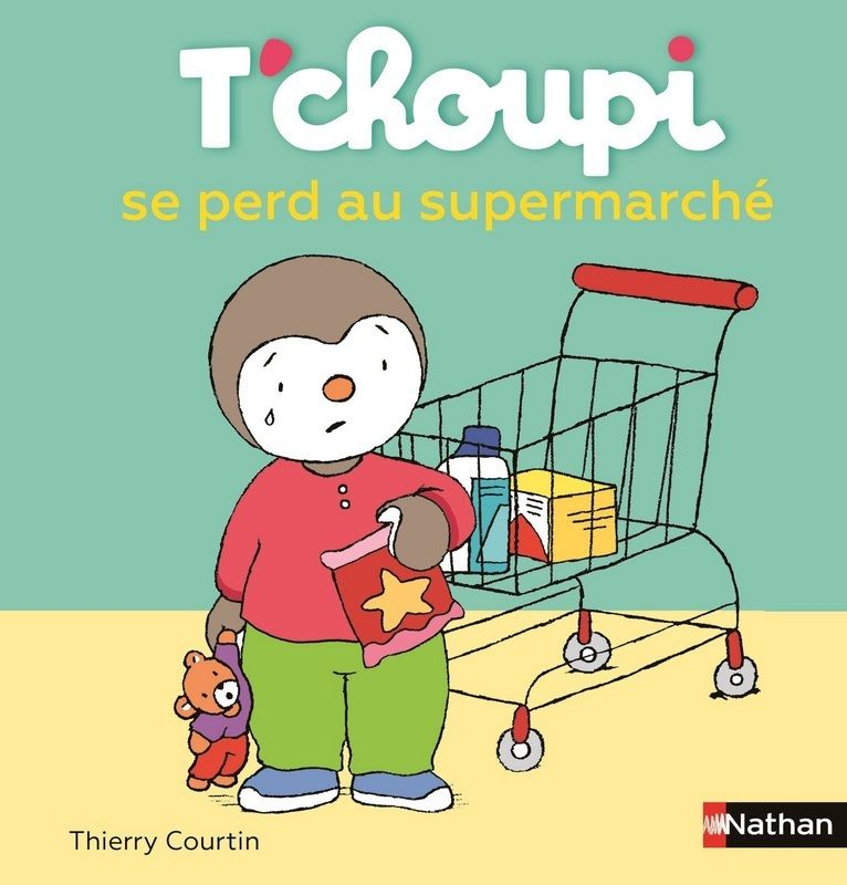 Epingle Sur Nathan Livre Livres Tchoupi