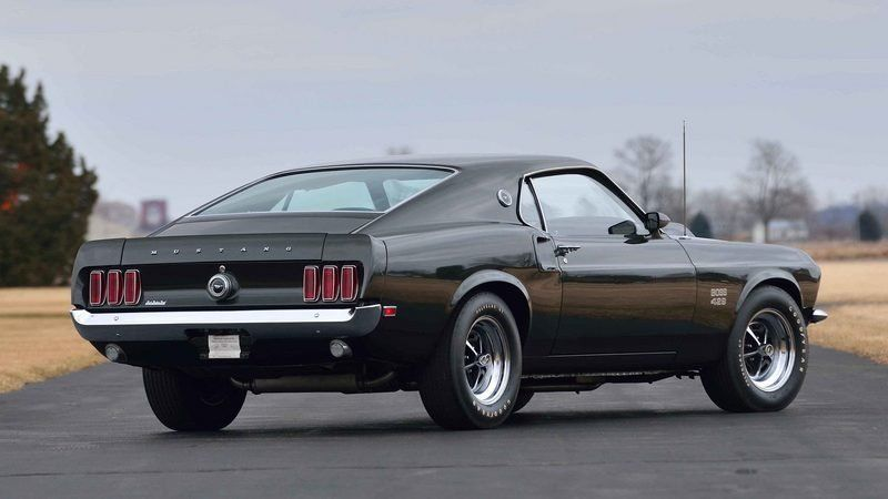 1969 Ford Mustang Boss 429 With Images Mustang Boss Ford