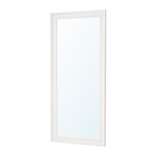 Ganzkörperspiegel Ikea hemnes mirror white hemnes white length mirrors and solid wood