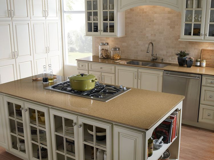 How To Repair A Cracked Solid Surface Countertop With Images