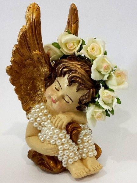 Anjo da Guarda Sentado