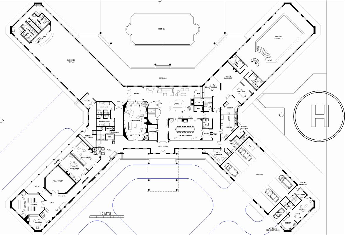 Octagon House Floor Plans Fresh Inspiring Unusual Floor Plans For Houses Gallery Best Inspiration Mansion Floor Plan Floor Plans House Floor Plans