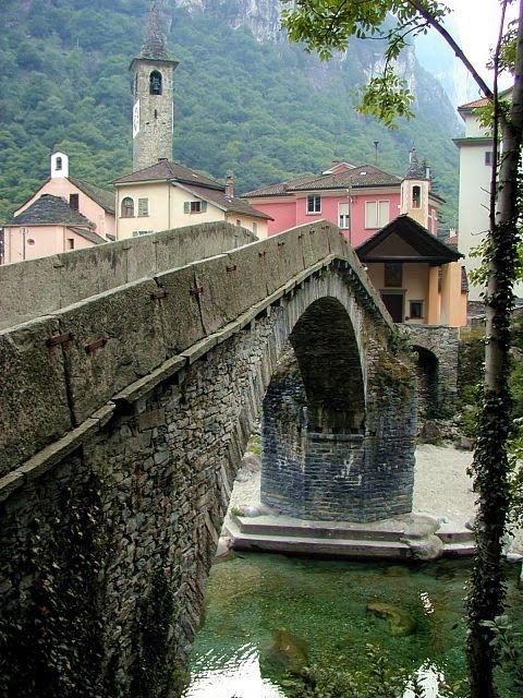 Bignasco - Switzerland -