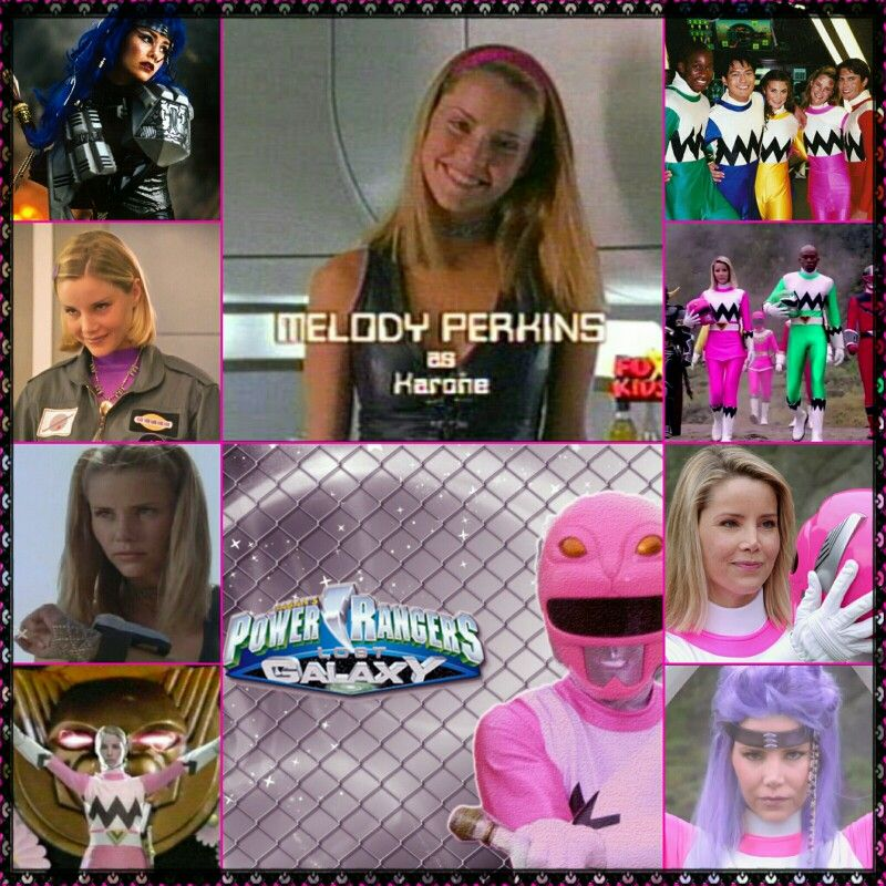 melody perkins power rangers power rangers lost galaxy