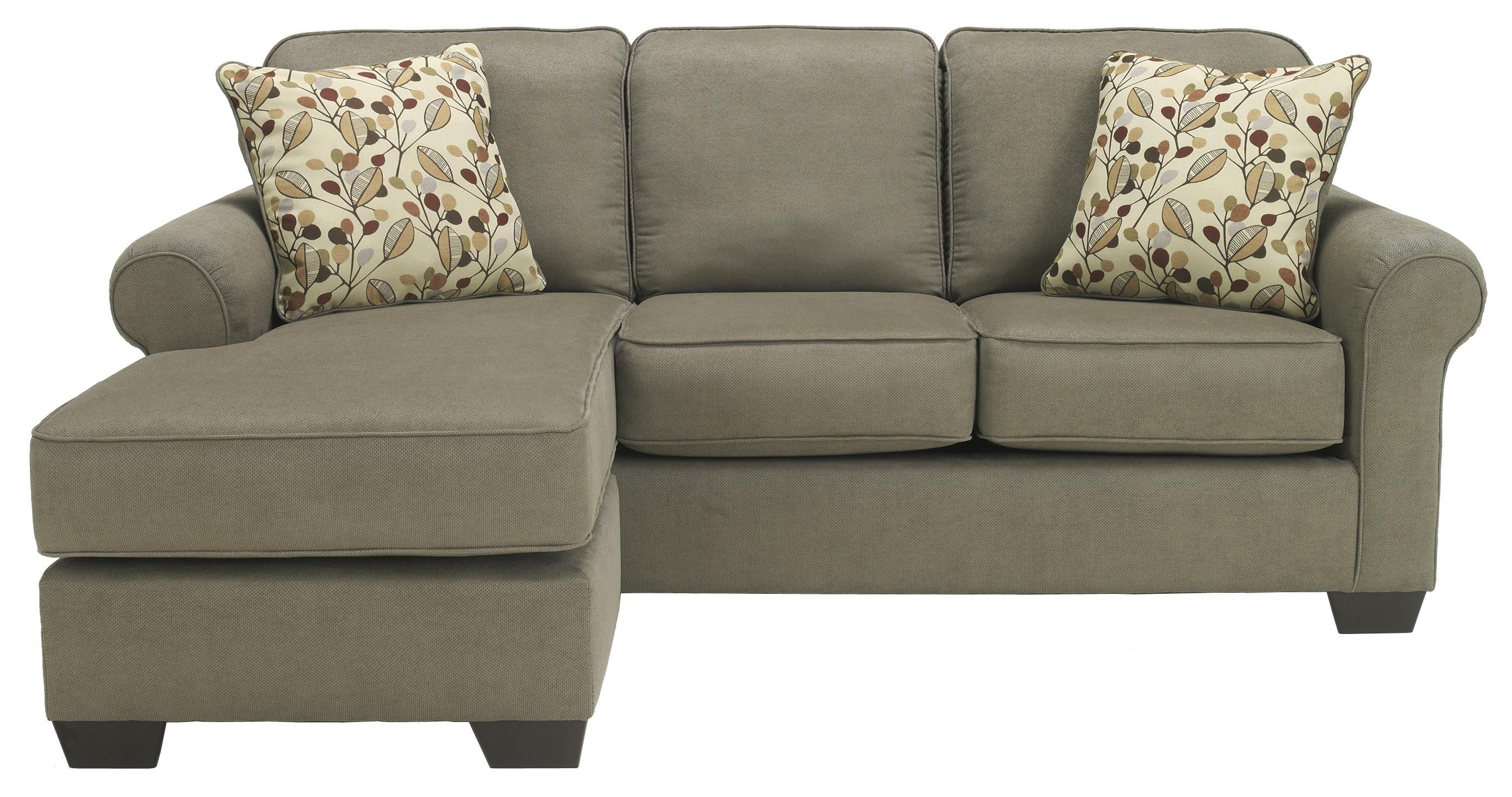 Best Danely Dusk Sofa Chaise By Benchcraft Sectional Sofa Couch Sectional Sofa With Chaise 640 x 480