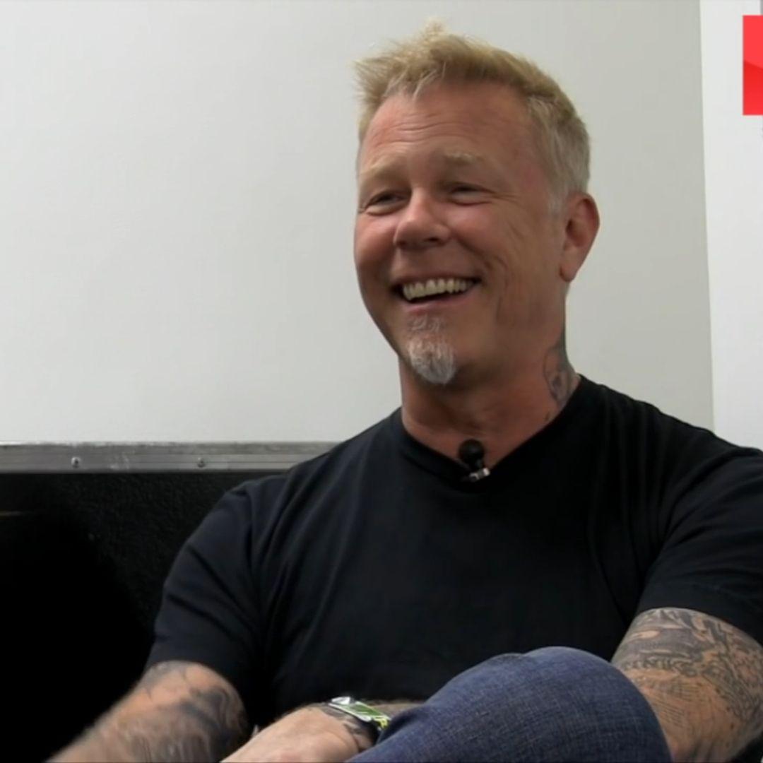 Cutie Jameshetfield Metallica Papahet Metal