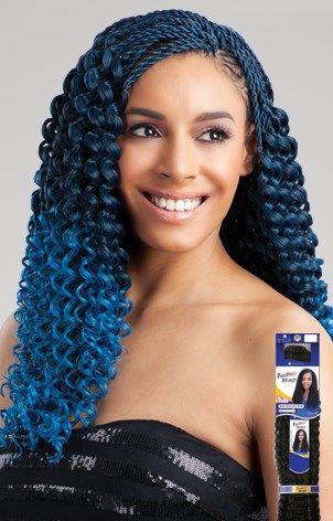 Shake n Go Freetress Equal Temptation Curl Weave Hair 16