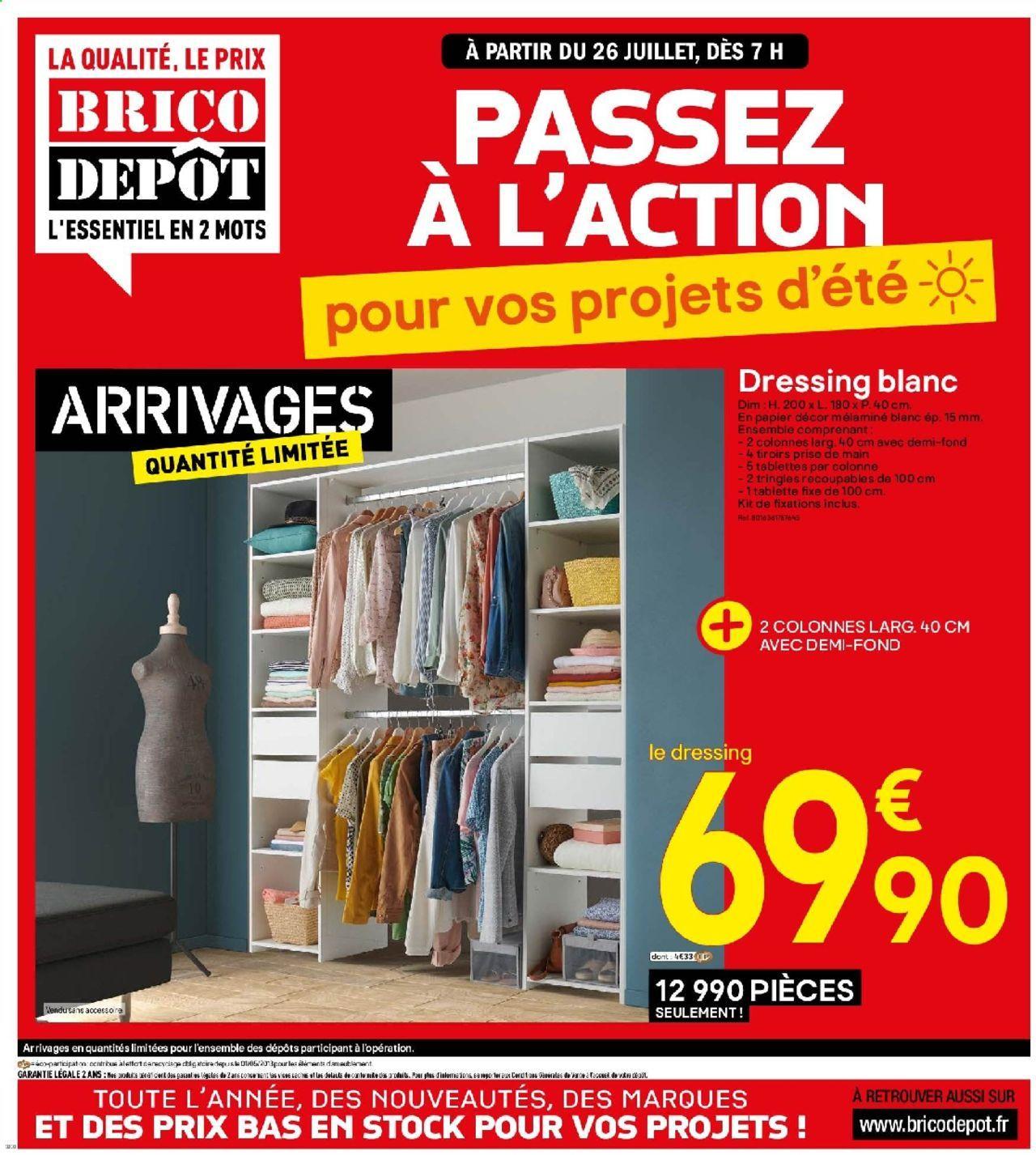 Dressing Brico Depot Idees
